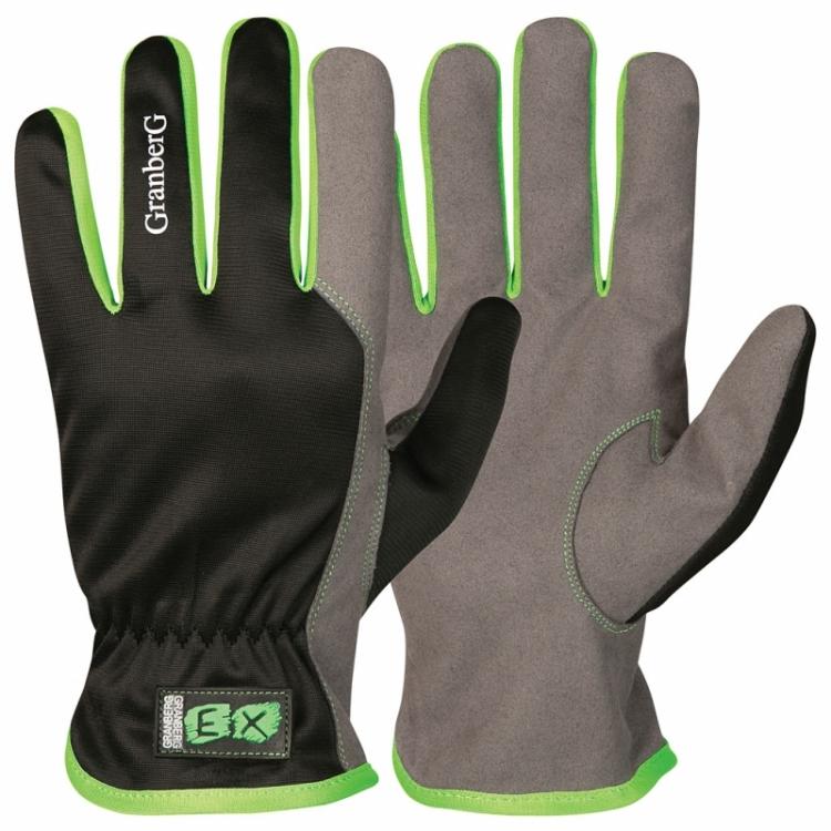 EX® 12-pack montagehandskar i MacroSkin Pro® och nylon. 120.4291