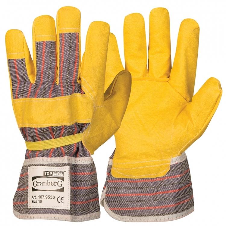 Granberg® arbetshandskar i syntetiskt skinn