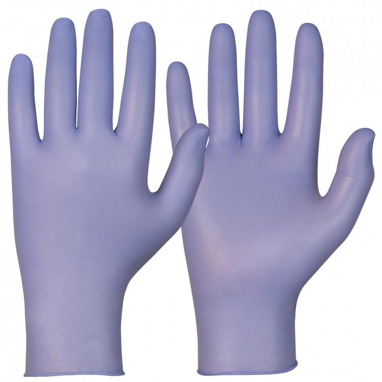 Granberg® engångshandskar i Soft Nitrile™, puderfria. 114.622