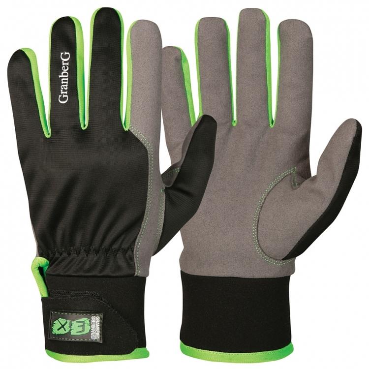 EX® 12-pack montagehandskar i MacroSkin Pro® och nylon. 120.4293