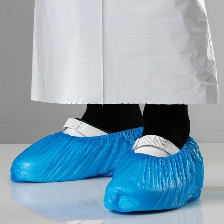 Granberg® 2000-pack skoöverdrag, standard i CPE-plast, 18 tum. 210.0061S