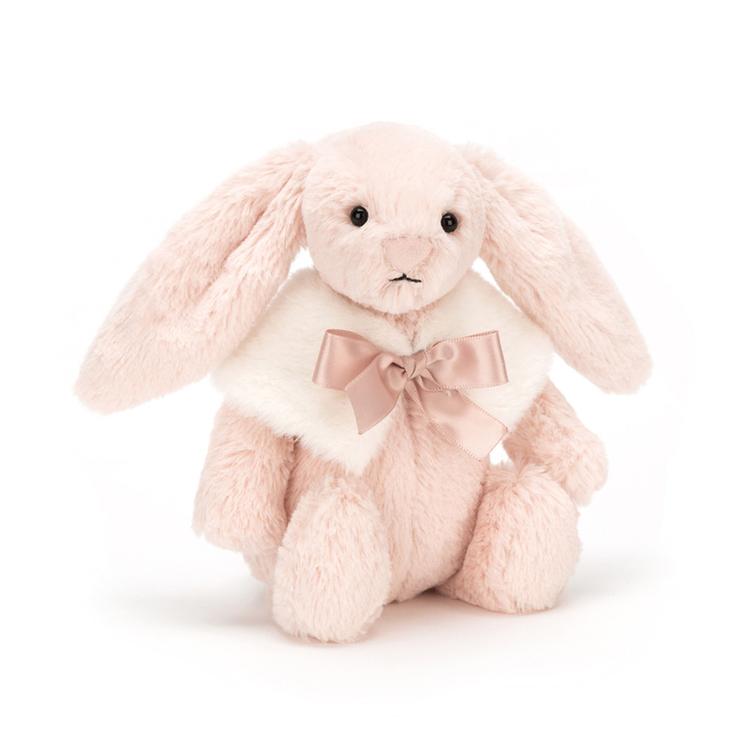 Gosedjur -  Rosa kanin med cape