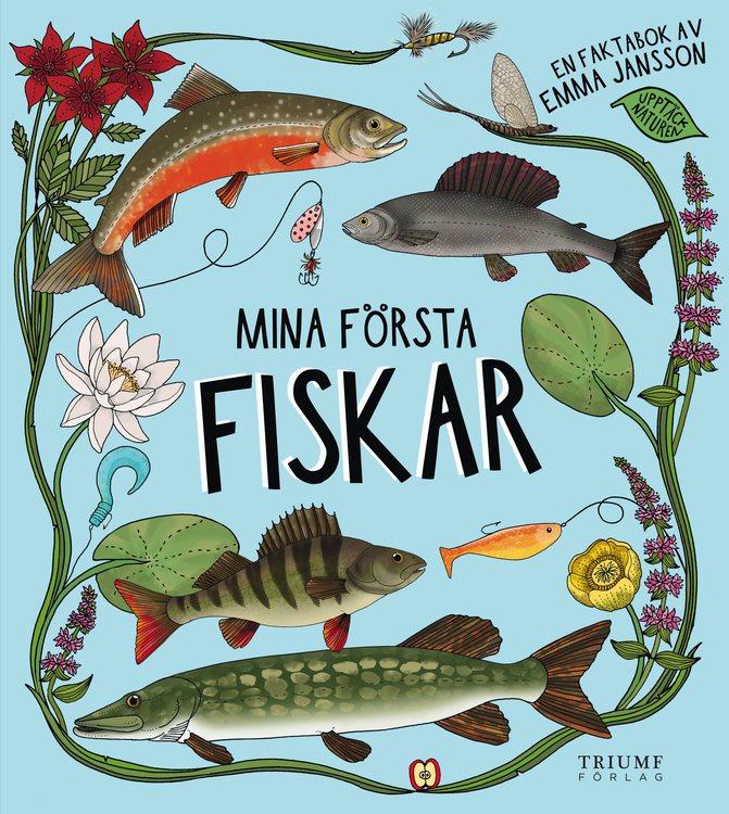 Bok - Mina första fiskar