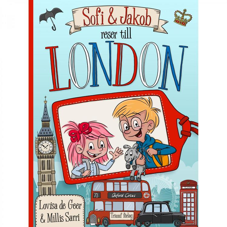 Bok - Sofi & Jacob reser till London