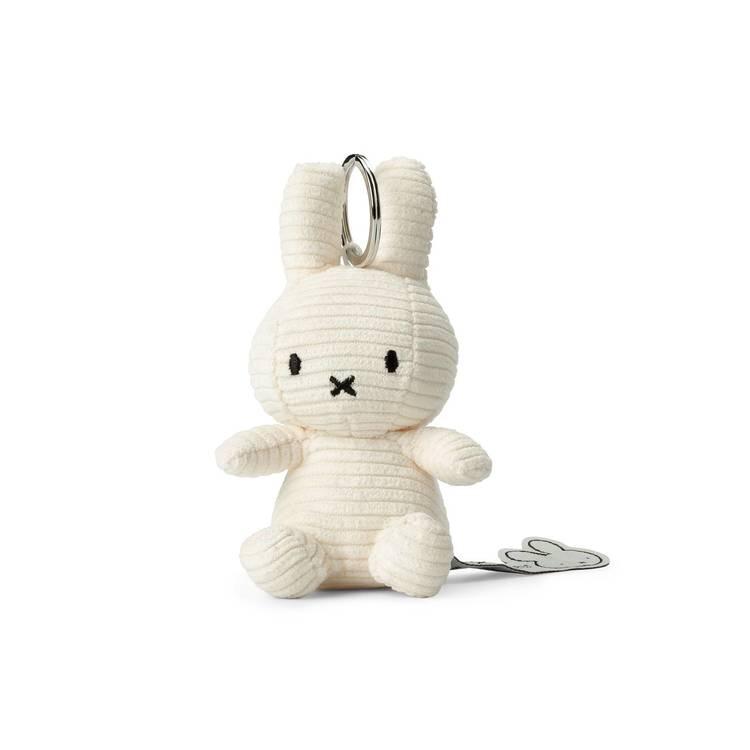 Nyckelring - Vit Miffy