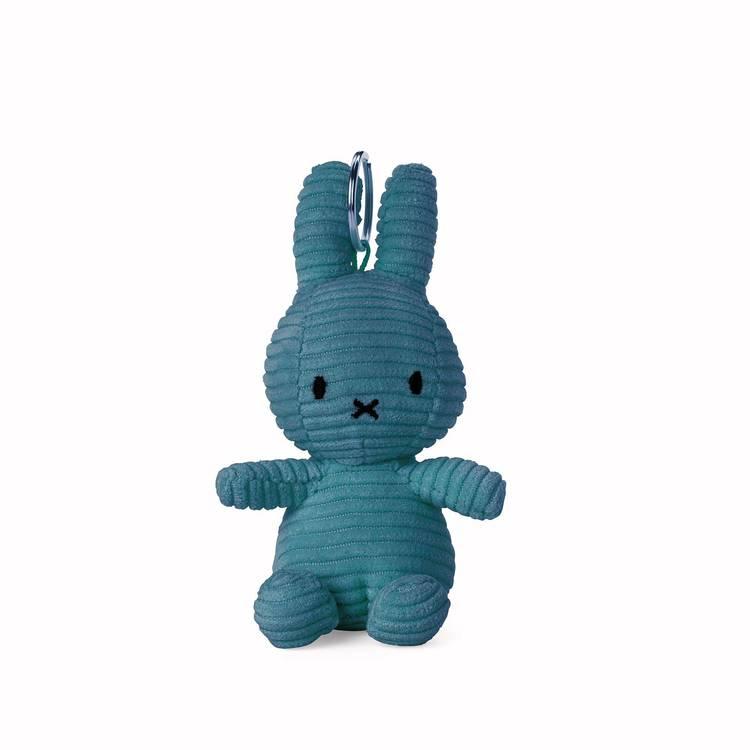 Nyckelring -Blå Miffy