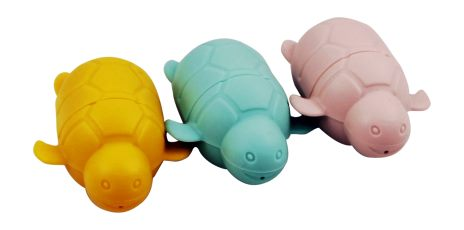 Badleksak - Sköldpaddor 3 - pack