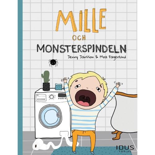 Bok - Mille och monsterspindeln