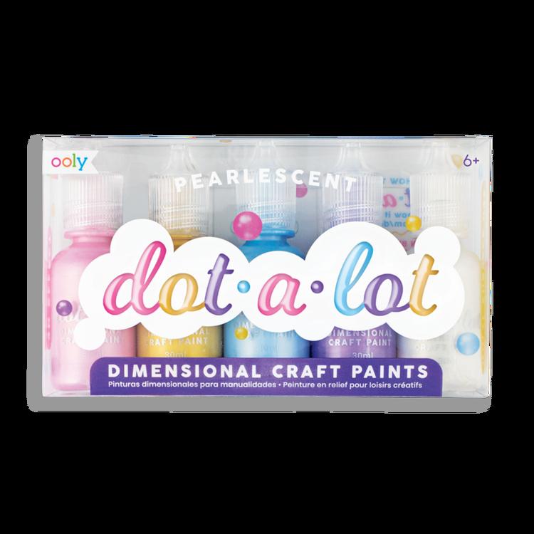 Dot a lot - Pärlemor