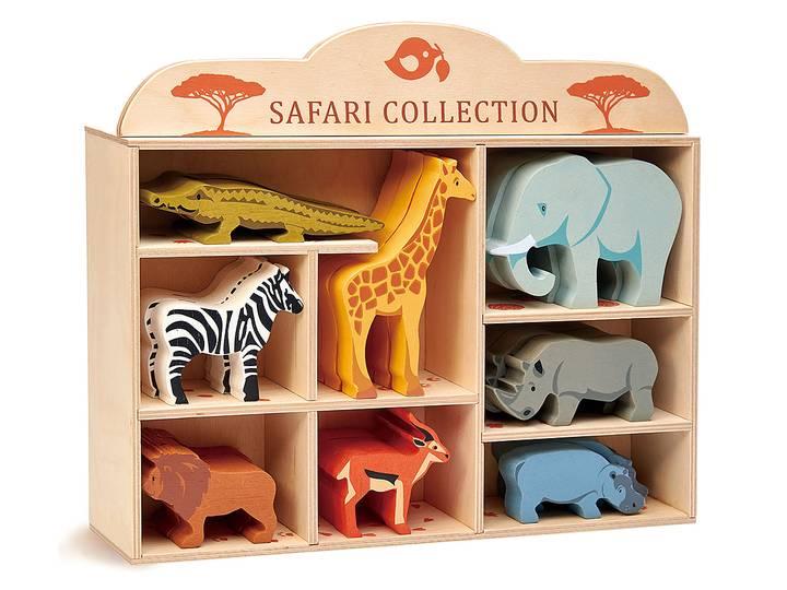 Trädjur - Safari