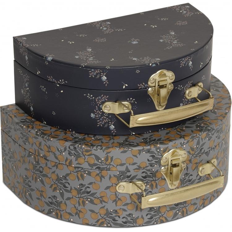 Väskor 2 -pack Blå