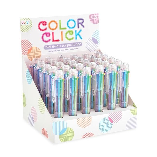 Color click mini  6-in-1