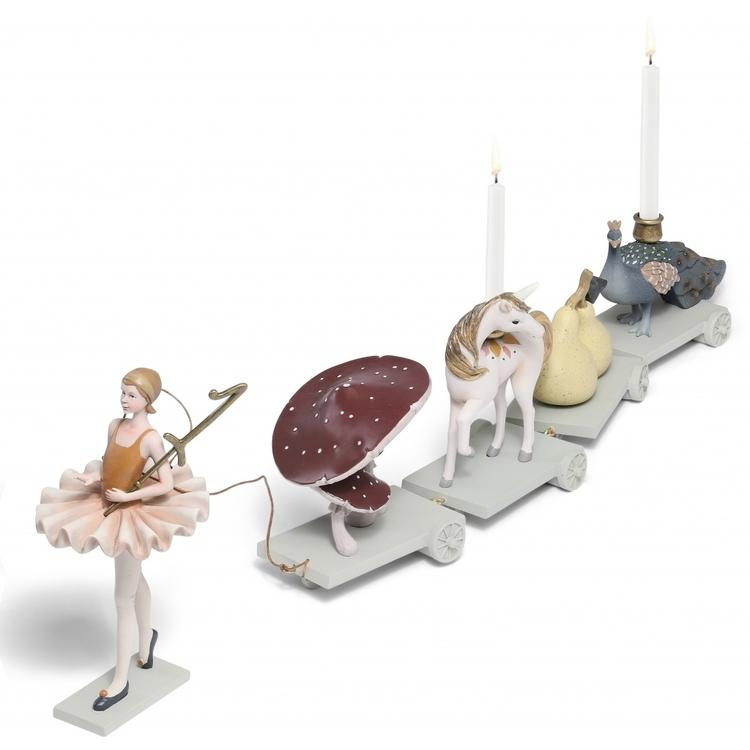 Födelsedagståg  -Ballerina