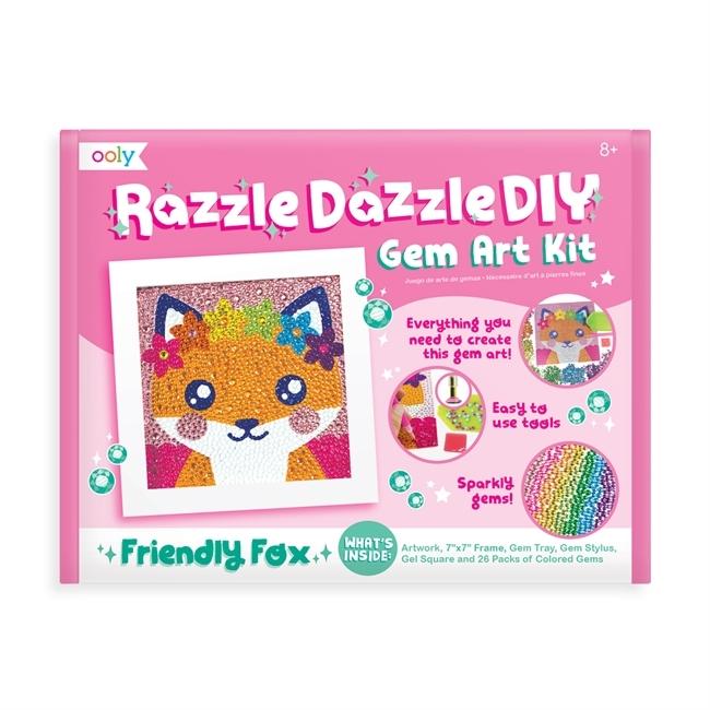 Razzle Dazzle DIY art kit  - Räv