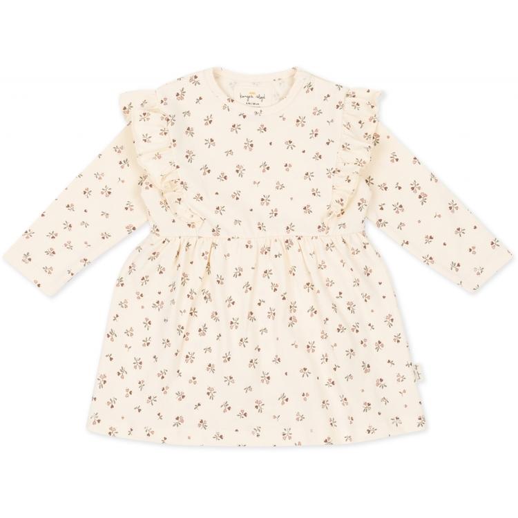 Långärmad klänning  -Petit Amour