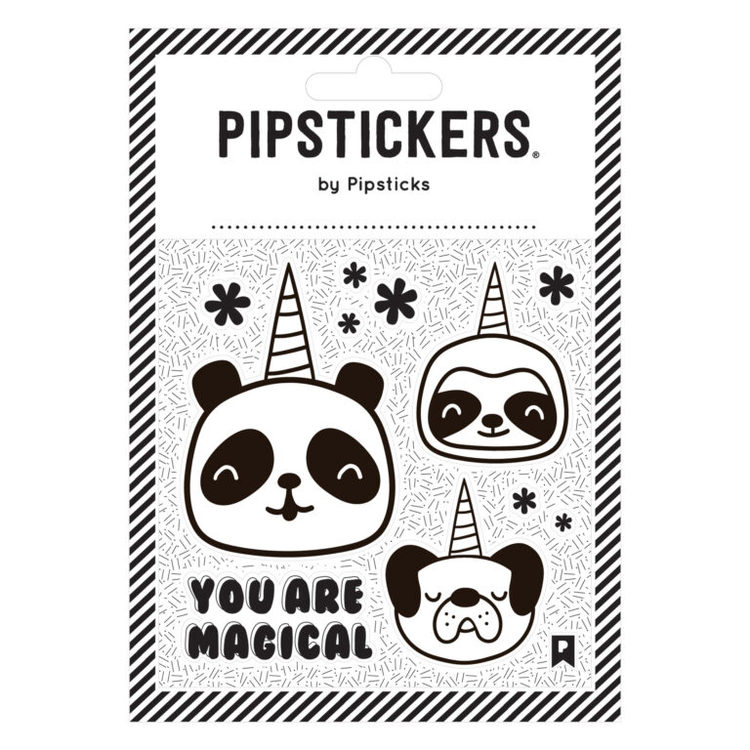 Fyll-i-stickers- you are magical