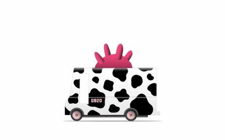 Mjölkbil