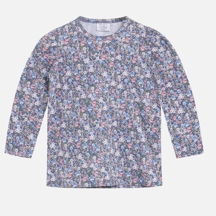 Blommig tröja - Aileen
