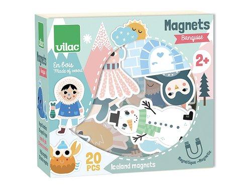 Magneter - Snödjur