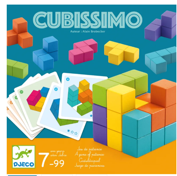Cubissimo 3D-pussel
