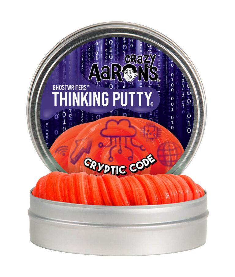 Lera Cryptic code ghostwriter - Orange