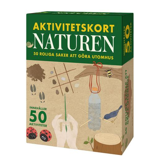 Aktivitetskort: Naturen