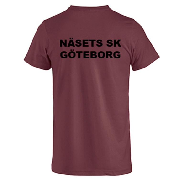 Näsets SK Supporter T-Shirt SR