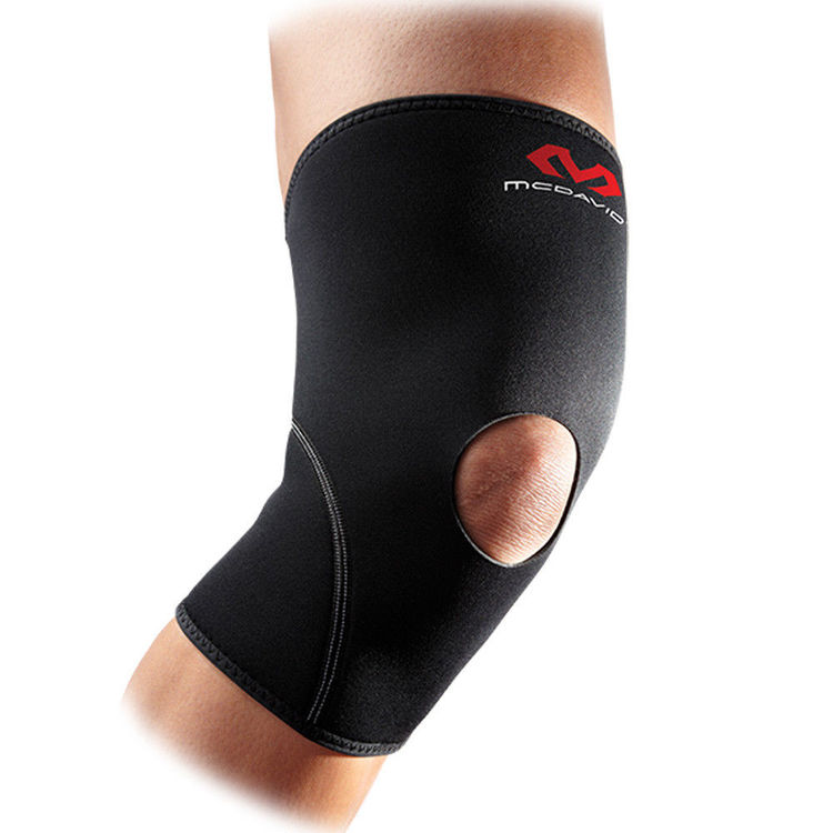 McDavid Knee Support - Öppen Knäskål