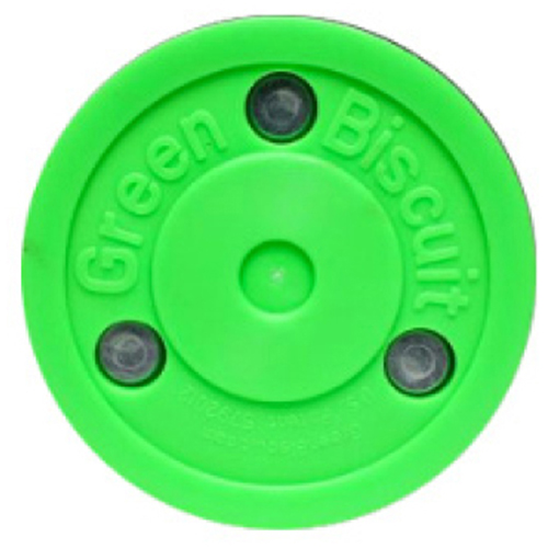 Green Biscuit Teknikpuck