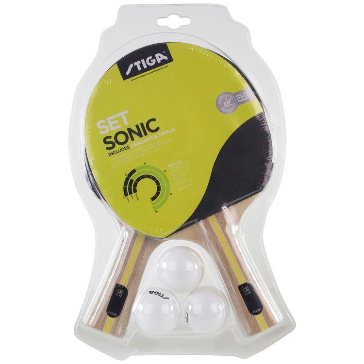 Stiga Sonic Set