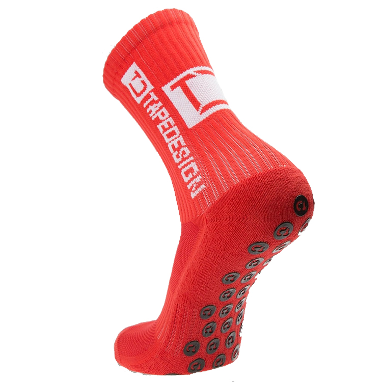Tapedesign Sock Classic Röd