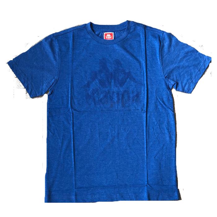 Kappa T-Shirt Blå