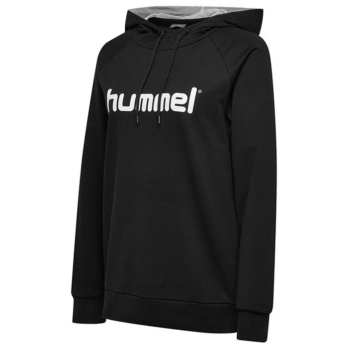 Hummel Logo Hoodie Dam