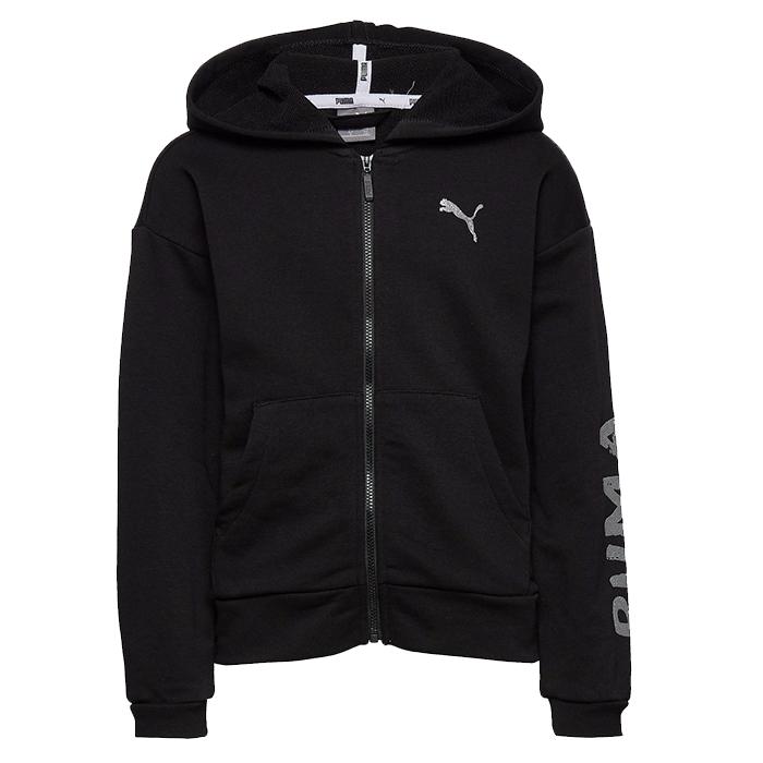 Puma Alpha Sweat Jacket Junior