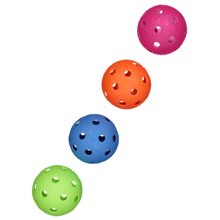Salming Aero Floorball 4-pack Mixed