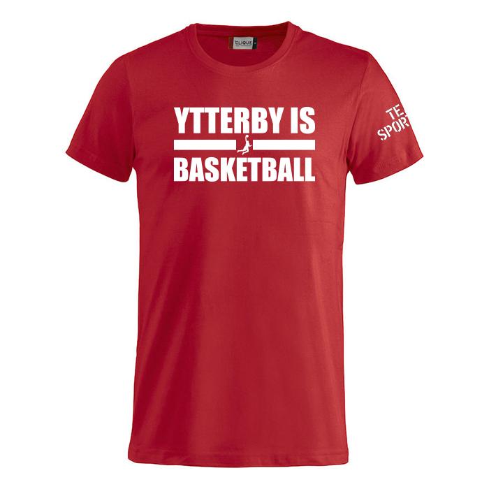 Ytterby IS Basket T-Shirt Sr