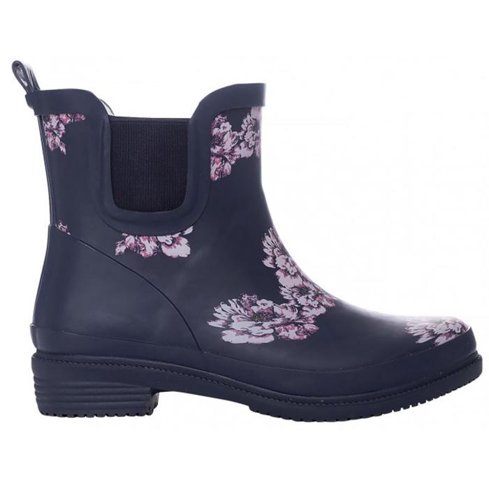 Exani Colour Printed Boot Flower W