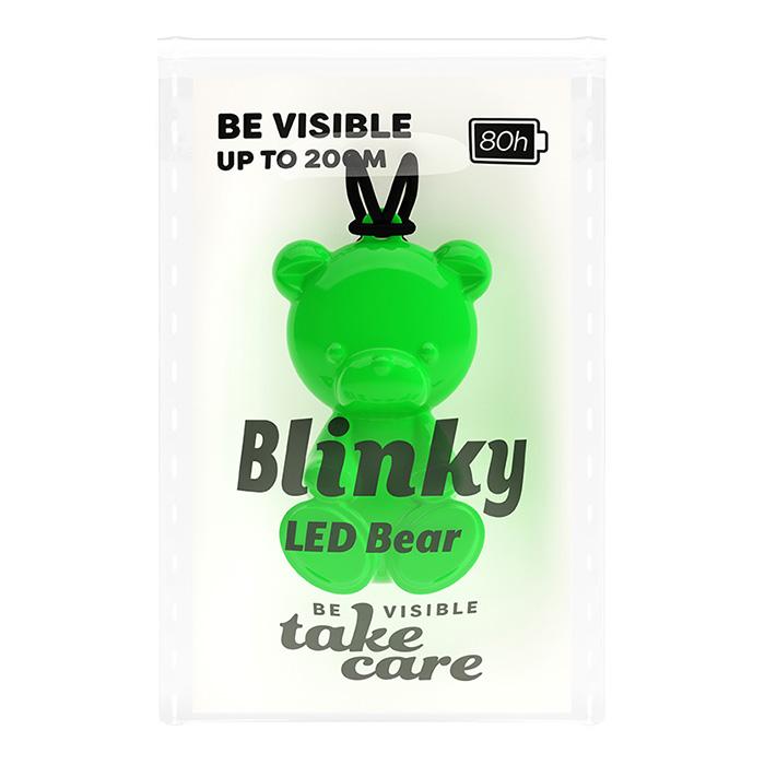 Blinky LED Bear