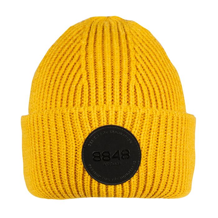 8848 Altitude Ethan Beanie Mustard