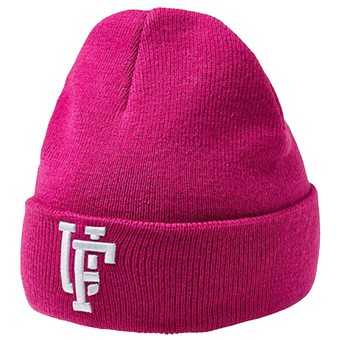 Upfront Spinback Youth Beanie JR Pink