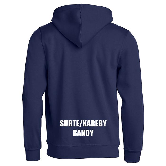 Surte BK/Kareby IS Hoodie Jr