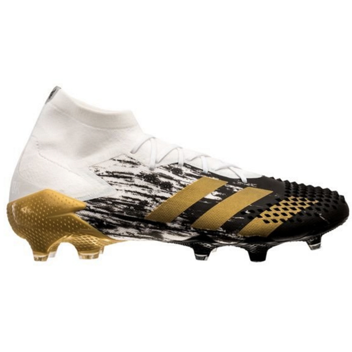 Adidas Predator Mutator 20.1 FG Vit/Guld