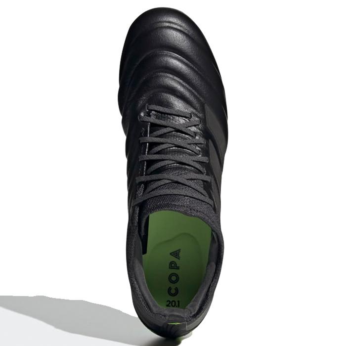 Adidas Copa 20.1 FG Svart/Grön
