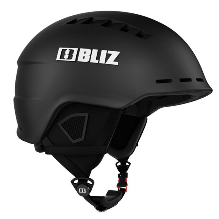 Bliz Head Cover Black
