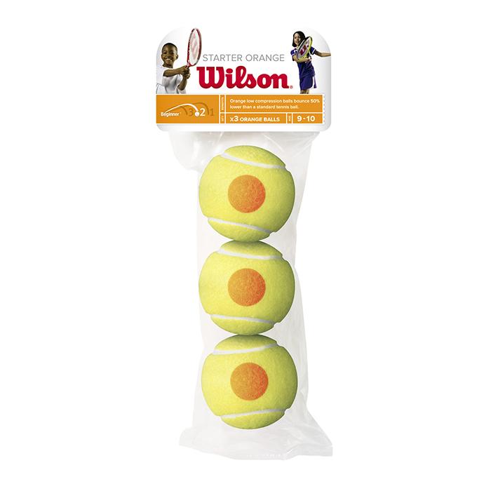 Wilson Starter Orange Tennisboll