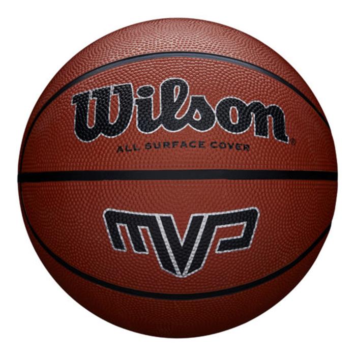 Wilson MVP Basketboll Brun