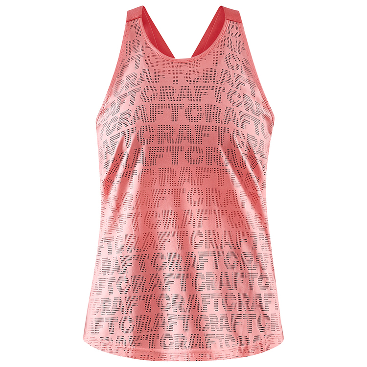 Craft Core Charge Logo Singlet W