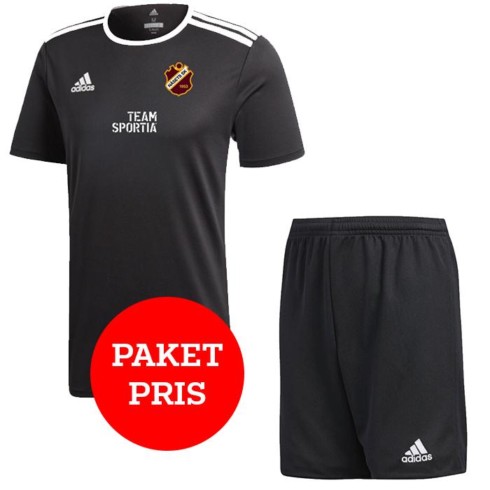 Näsets SK Träningspaket T-shirt + Shorts JR