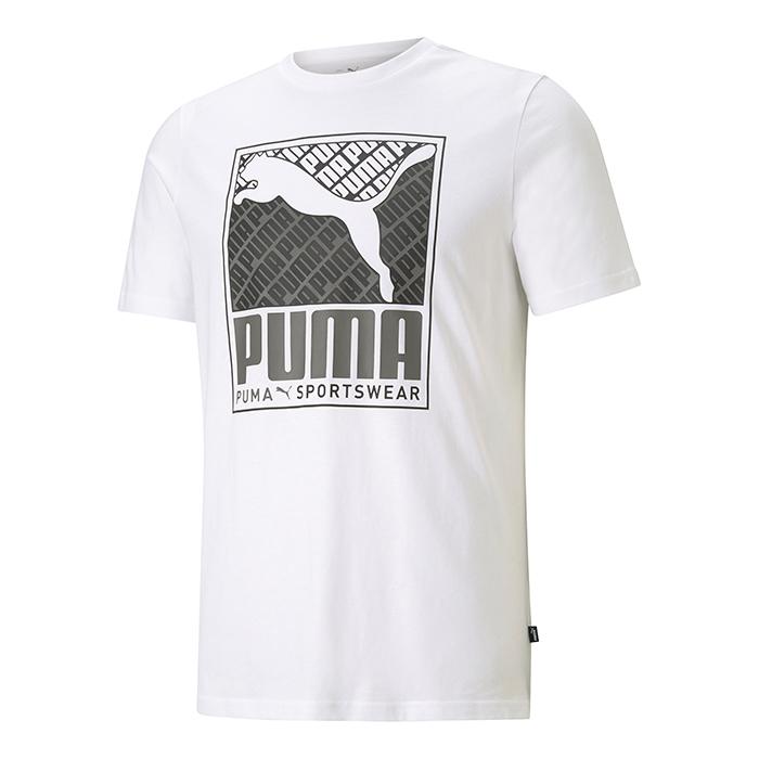Puma Cat Box Tee