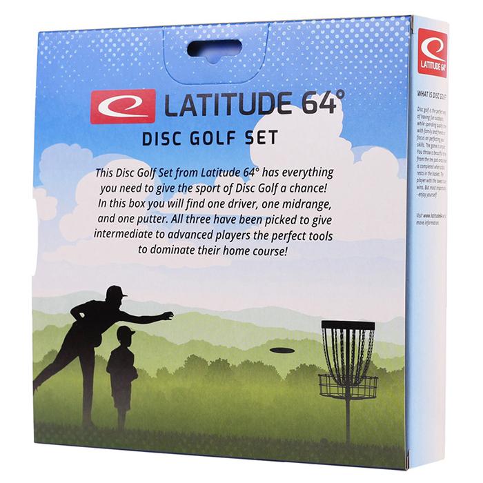 Latitude 64 Starter Set Advanced Burst